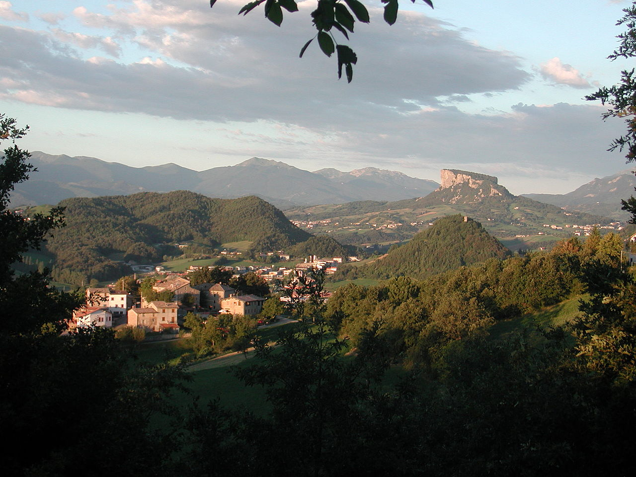 Familienurlaub in Italien (Quelle: Wikicommons, Paolo Da Reggio)